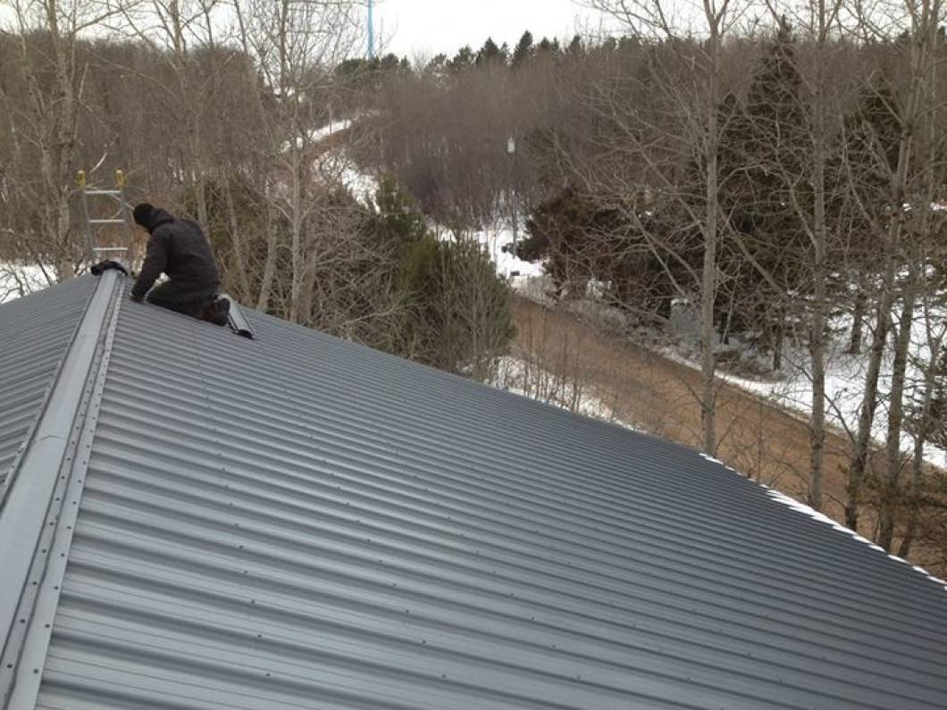 Metal Roof Installation in Fayetteville, NC